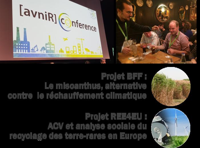 Congrès avniR 2018 - 2 projets mis à l'honneur
