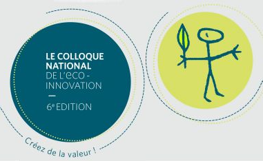 Colloque national de l'éco-innovation : 6ème édition !