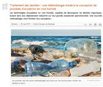 Oxydation en Voie Humide : Actu Environnement met en avant notre méthodologie d'aide à la conception !