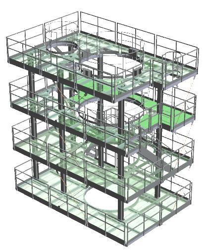 Conception et calculs de structures métalliques