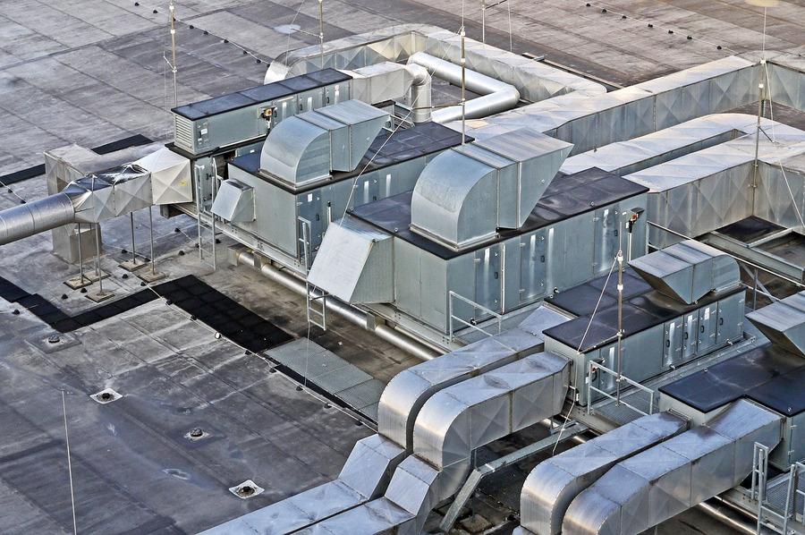 Ventilation et fluides nucléaires